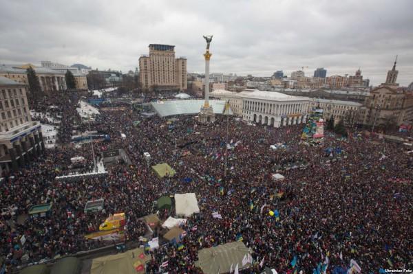 Евромайдан. Источник фото: http://www.svoboda.org/content/article/25193917.html