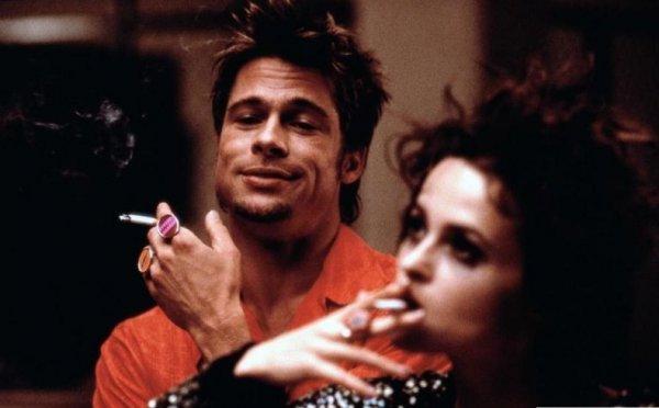 Кадр из фильма Бойцовский клуб