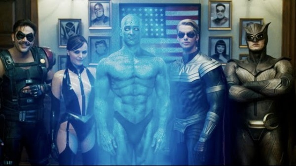 По мотивам комикса Хранители будут снимать сериал.