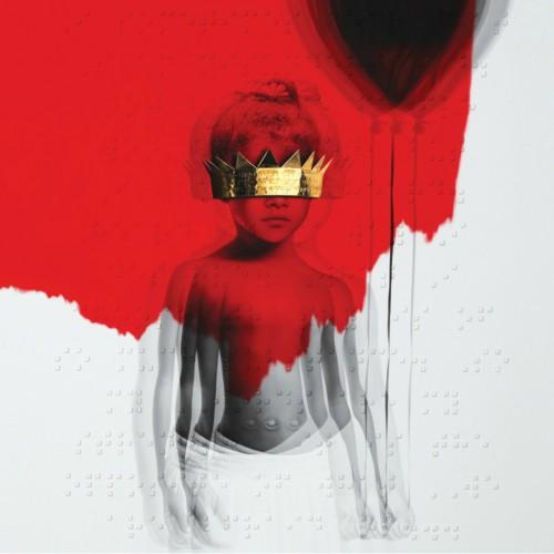 Обложка нового альбома Рианны Anti