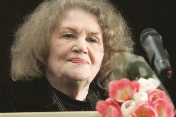Лина Костенко отмечает день рождения
