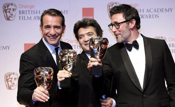 Фильм Артист победил в целых семи номинациях