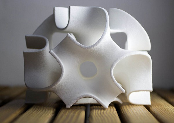 Компания Sugar Lab создает объемный сахар на 3D-принтере