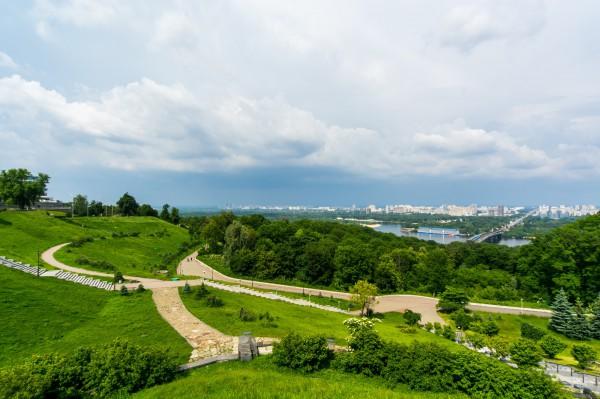 Киев - один из самых красивых городов в мире