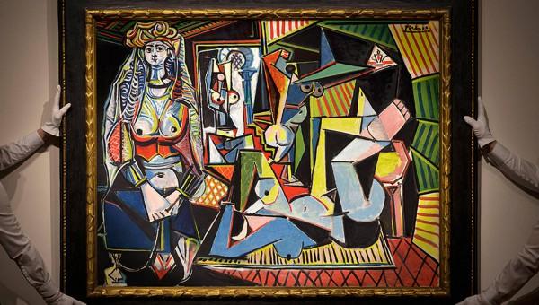 Алжирские женщины, Пабло Пикассо