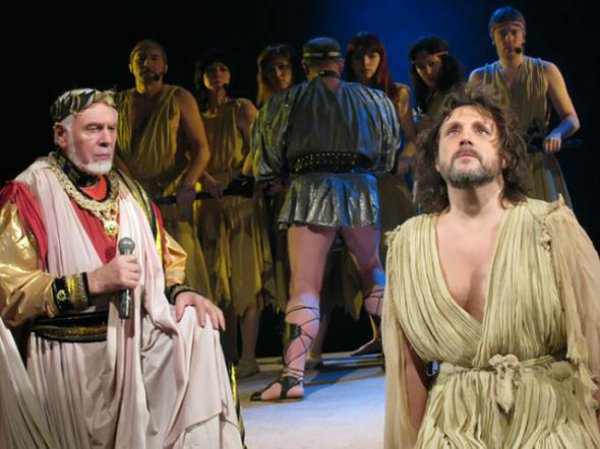 Мюзикл Иисус Христос-суперзвезда вызвал массовые протесты православных верующих в России