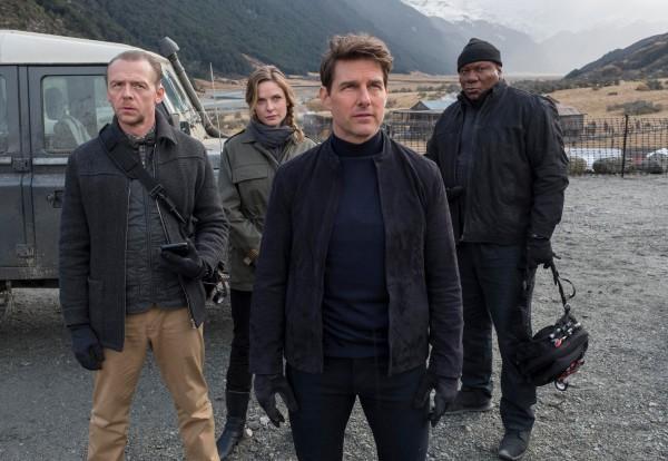 В кино выходит шестая часть франшизы Миссия Невыполнима.