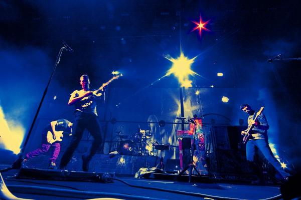 Coldplay получат почетное звание Богоподобных гениев