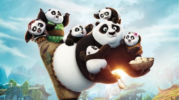 Панда Кунг-Фу 3 выходит в украинский прокат 28 января