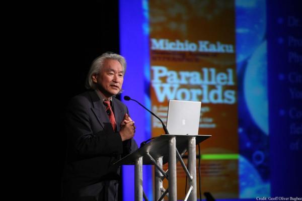 Извевстный американский физик Мичио Каку прочтет в Киеве лекцию о будущем