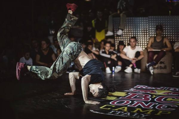 Red Bull BC One Camp Ukraine соберет лучших би-боев Украины и мира