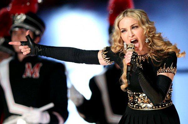 Мадонна взорвет Олимпийский 4 августа