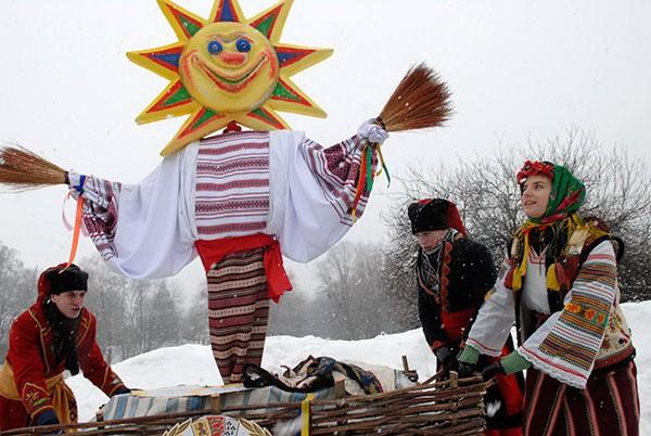 Масленица 2013 в Киеве будет праздноваться повсеместно и с размахом
