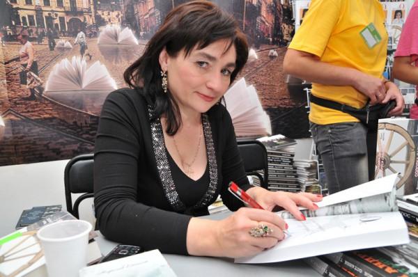 Вручена премия Золотые писатели Украины