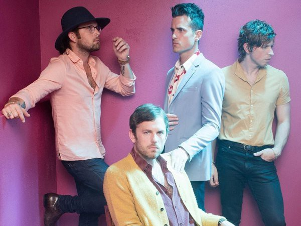 Американцы Kings of Leon выпустили клип