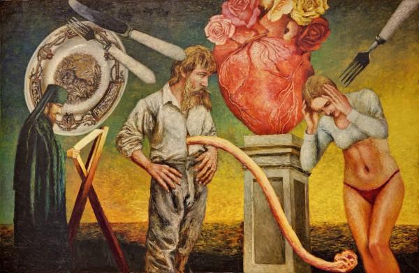 Александр Ройтбурд, Поклонение святому сердцу