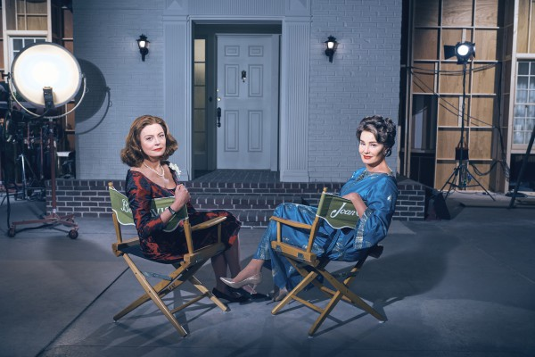 Новый сериал Вражда со Сьюзан Сарандон и Джессикой Лэнг.