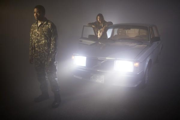 Летом выйдт сериал снятый по повести Стивена Кинга Туман.