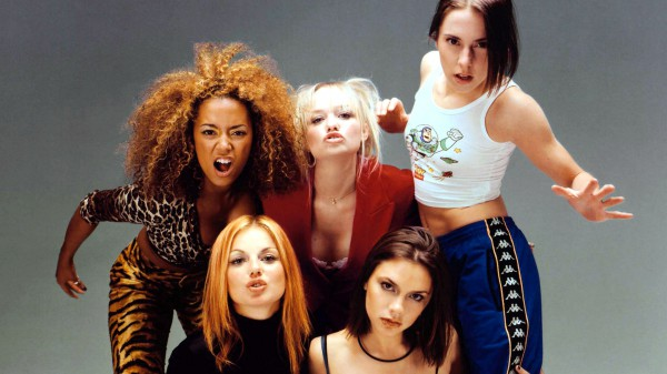 ������ �� ��������� ����� Spice Girls ��� ��������� Strong Enough ��������� � ����