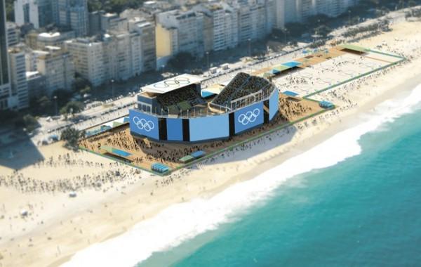 Центр пляжного волейбола