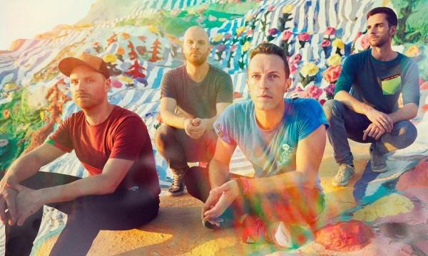 Британская группа Coldplay выпустила новый клип.