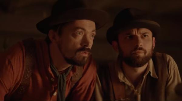 Вышел трейлер украинской комедии Благородные бродяги