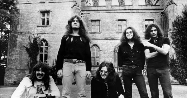 Deep Purple выступят в Киеве.