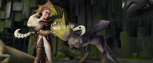 Как приручить дракона: Дар ночной фурии - смотреть