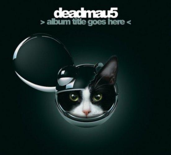 Обложка нового альбома Deadmau5