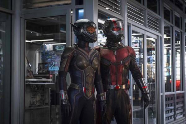 Человек-муравей и Оса - новый фильм Marvel