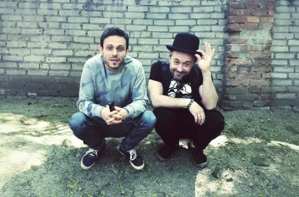 Играя вместе, Сергей Бабкин и Андрей Запорожец ведут себя как беззаботные дети - они действительно играют вместе.
