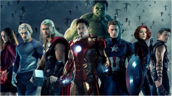 Новые Мстители бьют рекорды кассовых сборов