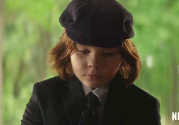 Маленькое зло - новый комедийный хорор про дьявольского ребенка.