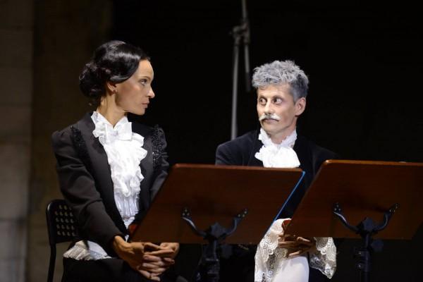 В оперетте покажут спектакль Под небом синим