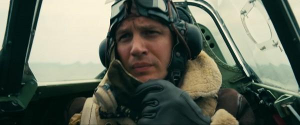 Том Харди сыграл военного летчика в новом фильме Кристофера Нолана.
