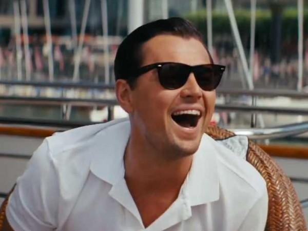 Годы неплохой работы принесли свое Ди Каприо - роль успешного финансиста в фильме Скорсезе Волк с Уолл-Стрит отмечена Глобусом.