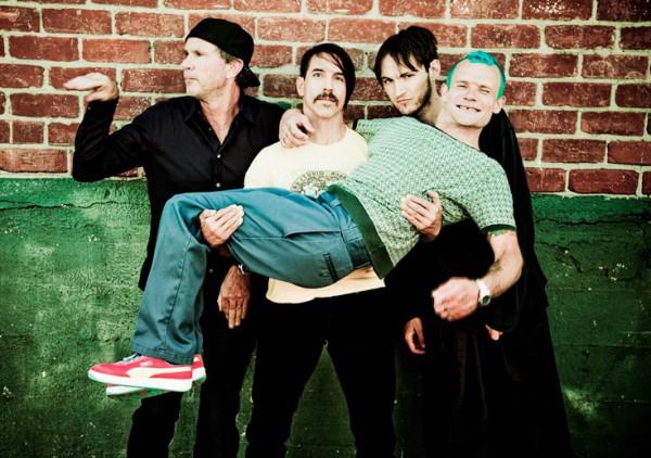 Red Hot Chili Peppers снова выступят в Киеве