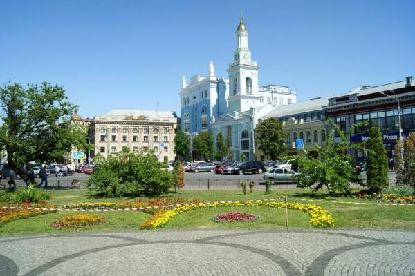 Подол – один из самых древних районов Киева