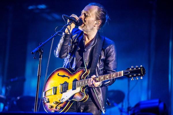 Альбом Radiohead A Moon Shaped Pool – один из лучших релизов года