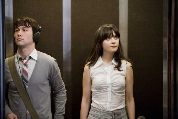 В фильме 500 дней лета Зоуи сыграла девушку, в которую без памяти влюбляется главный герой