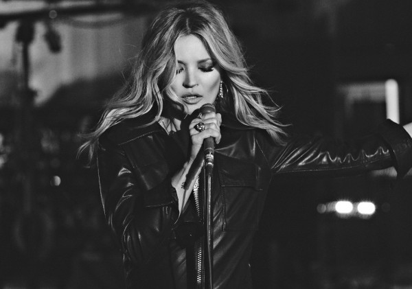 Кейт Мосс - давняя поклонница короля рок-н-ролла Элвиса Пресли