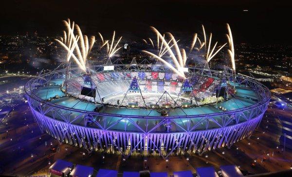 Олимпийский стадион бюро Populous в Лондоне