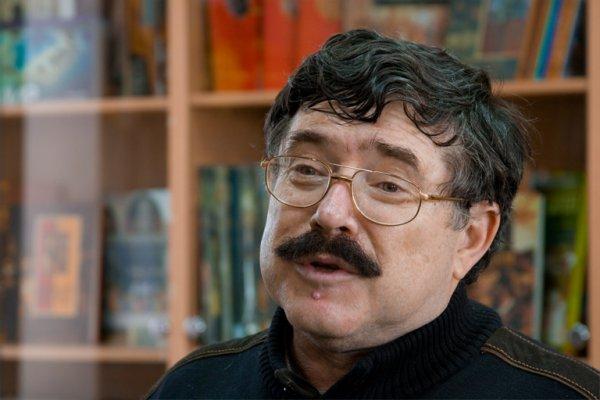 Борис Бурда приедет во Львов на издательский форум