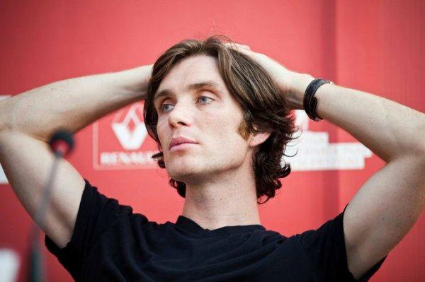 Киллиан Мерфи, специальный гость Одесского международного кинофестиваля