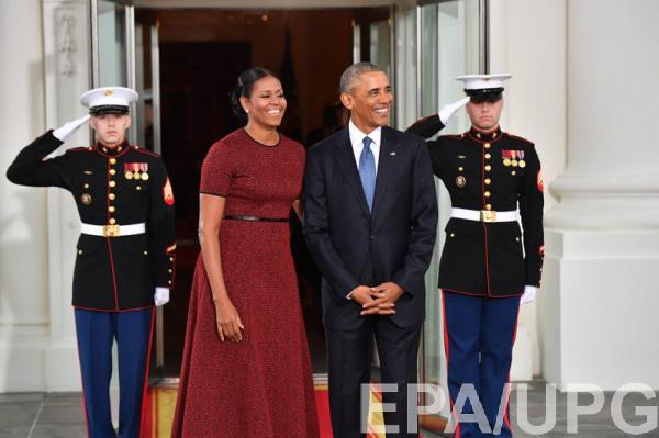Барак и Мишель Обама запустят свое шоу