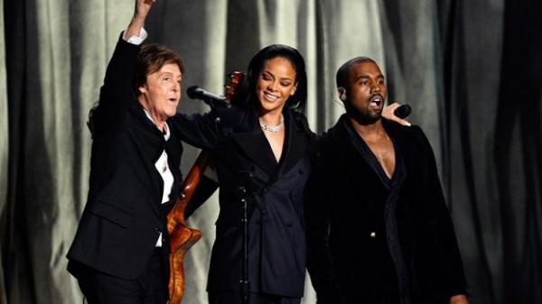 Песню Four Five Seconds, которую записали Рианна, Канье Уэст и Пол МакКартни, также отнесли к лучшим песням года