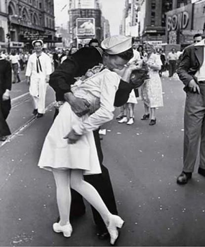 Фото Альфреда Эйзенштадта, 1945