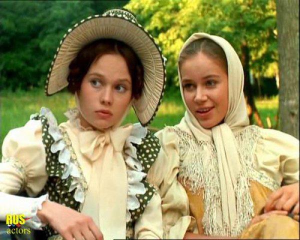 Enter-фильм 1800. В соседское имение приезжает молодой барин. Лиза