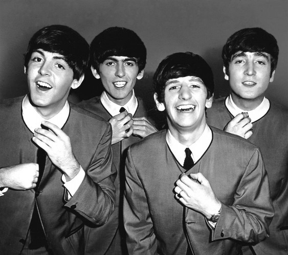 Сегодня отмечают день The Beatles