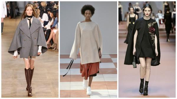 Слева направо: Celine, Chloe, Dolce&Gabbana